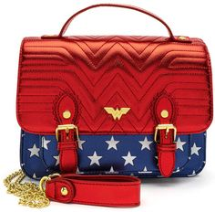Loungefly - Cosplay Handbag – Buy now at EMP – More Fan merch DC Comics Film Loungefly Girl power available online - Unbeatable prices! Concealed Carry Women, Concealed Carry Purse, Wonder Woman, Dc Comics, Shoulder Handbags, Shoulder Bag, Gaming Merch, Cosplay, Lace Up Ankle Boots