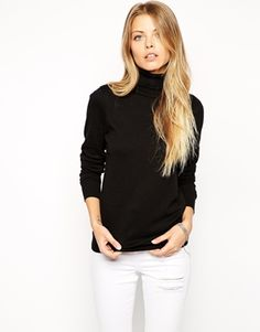 Asos Sweater with Roll Neck