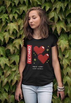 #techno #gamergirlgamerboy