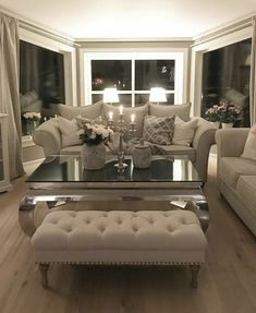 50 cozy living room design and decoration ideas 1 Living Room Decor On A Budget, Cozy Living Rooms, Home Living Room, Living Room Furniture, Living Room Designs, Home Furniture, Rustic Furniture, Antique Furniture, Outdoor Furniture