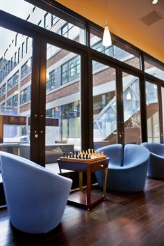 Foundry Lofts Game Room
