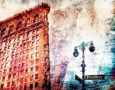 """Check out new work on my @Behance portfolio: """"Abstract Flatiron Building NYC"""" http://be.net/gallery/48312931/Abstract-Flatiron-Building-NYC"""