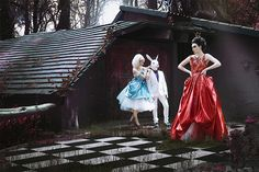 Once Upon A Dream, photography by Jvdas Berra - ego-alterego.com