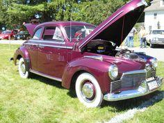 1942 Studebaker Car