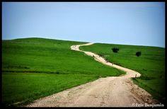 Dirty Kanza - a 200-mile gravel-grinder thru the Kansas countryside. I love to run/walk.