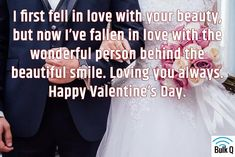 Happy Valentine's Day Wishes for Friends, Lovers, Wife/Husband 2020 Valentines Day Wishes, Wishes For Friends, Beautiful Smile, Falling In Love, Husband, Lovers, Romantic, Words, Quotes