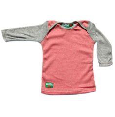 Raspberry Marle Longsleeve T Shirt, Oishi-m Clothing for Kids, circa 2011, www.oishi-m.com