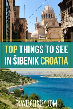 Sibenik is more than just a stunning Old Town - there are many things to do in Sibenik and places to see, whether you prefer sightseeing or adventure. Sibenik is also a great starting point for day trips, even to the famous Kornati Islands. Click to read why you must visit the enchanting Sibenik and its surroundings thanks to this Croatia travel guide on Sibenik. #croatia #sibenik #dalmatia #travelgeekery Croatia Travel Guide, Europe Travel Guide, Travel Guides, Places To Travel, Places To See, Travel Destinations, Travel Images, Travel Photos, European Travel Tips