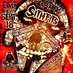 """Intergalactic Horror Business LIVE ON STAGE, Friday September 18, 2015! Courtney Cruz and Tim Mancinas present the debut of cosplay cover band """"The Sithfits"""" by mancinasART! Followed by a brand NEW Cosplay Mashup Girls Burlesque Showcase from the DevilsplaygroundLA Dancers! Tickets on sale NOW at: devilsplaygroundl... #Sithfits #MillenniumFiendSkull #SithfitsBand #CourtneyCruz #Cosplay #JimmyPsycho #mancinas #StarGirls #PunkRock #theORIGINALsithfits #SithfitsFiendClub #mancinasART"""