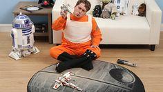 Teppich für Star Wars Fans