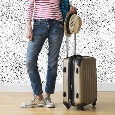 Es viernes y arranca el finde largo🙆, ¿a dónde vas a viajar vos? ✈️Contanos! . . . . . #Muresco #Empapelá #empapelados #revestir #finde…