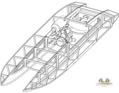 rc boat plans - Google Search