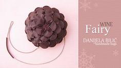 WINE FAIRY - Danijela Bilic handmade bags