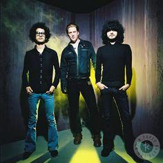 Mars Volta & Josh Homme by Steven Dewall