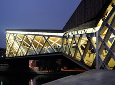 Qingpu Pedestrian Bridge