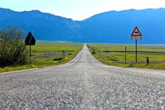 On the Road to Campo Imperatore