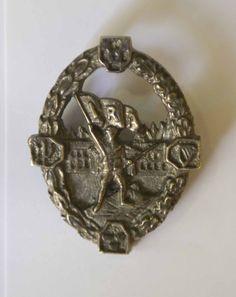IRA Badge