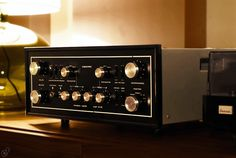 SANSUI AU-111 l TUBE AMPLIFIER