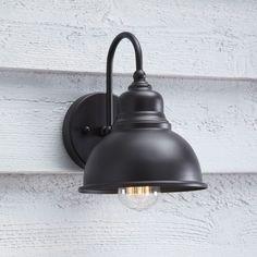 Replace garage door lights - Welling Outdoor Wall Sconce