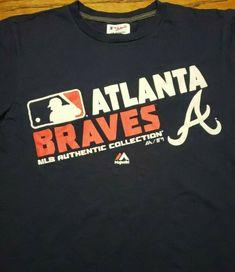 Adult Large Vintage 1993 Atlanta Braves T-shirt Hi Lo Hemline DEADSTOCK