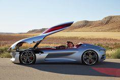 Futurist Concept Car Renault Trezor – Fubiz Media