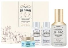 [The Face Shop] The Therapy First Serum 4Items Set Anti-Aging Korea Cosmetics  #TheFaceShop