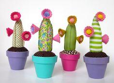 cactus de tecido