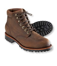 Men's Katahdin Iron Works Boots, Waterproof: Rain Boots | Free Shipping at L.L.Bean_$225.00