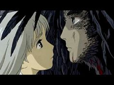 Howl's Moving Castle - one of my newer favorites, I count it as a Beauty and the Beast type love story