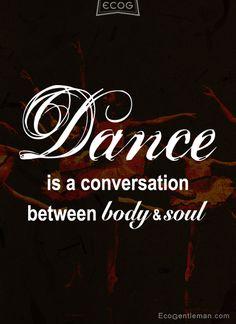 Entre o corpo e a alma...