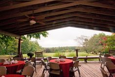 scenic venue, Aqueduct Conference Center, Chapel Hill, NC, Gina McLean Photography