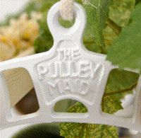 Pulleymaid™ Hanging Laundry Drying Rack | Traditional Ceiling Clothes Airer Dryer