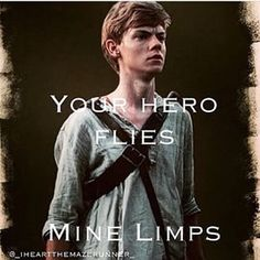 One thing that they didn't add in the Maze Runner movie was the back-round of Newt being a runner. :(