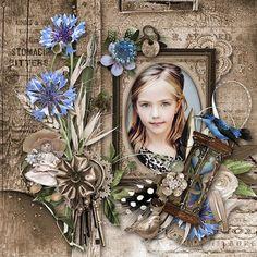 Sweet Memories by Pat's Scrap - CLiquez sur l'image pour la fermer
