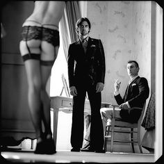 Mmm to walk in on your meeting with your friend with just my thong and lace garter belt and pantyhose on .... Lucky girl / Lucky guys! My Sexual Fantasy