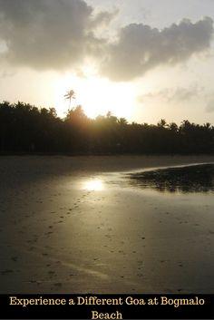 Bogmalo Beach: A Non