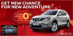 Nissan X-Trail, Mobil SUV Paling Tangguh dan Nyaman | madeputra.id