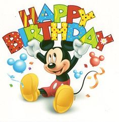 6 Round Mickey Mouse Happy Birthday Banner Birthday Edible Image CakeCupcake Topper *** Details can be found by clicking on the image. (This is an affiliate link) Disney Birthday Wishes, Happy Birthday Mickey Mouse, Happy Birthday Greetings Friends, Happy Birthday Wishes Images, Happy Birthday Pictures, Happy Birthday Cards, Disney Happy Birthday Images, Happy Birthdays, Birthday Quotes