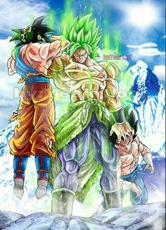Chibi Goku Goku Dragon Ball is a Japanese manga series written and illustrated by Akira Toriyama. Goku Chibi, Broly Ssj4, Goten E Trunks, Mega Anime, Dragon Ball Image, Akira, Anime Comics, Anime Art, Drawings