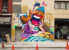 Mural, NYC