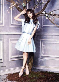 SNSD Taeyeon Ceci Magazine January 2014 #taeyeon #snsd #kpop