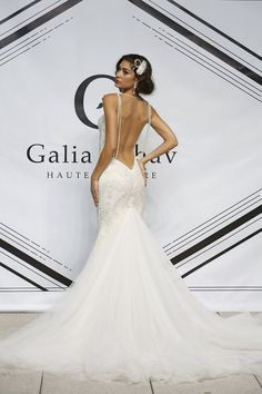 Galia Lahav 2015 Wedding Dresses | Tales of the Jazz Age see more at http://www.wantthatwedding.co.uk/2014/12/29/galia-lahav-2015-wedding-dresses-tales-of-the-jazz-age/