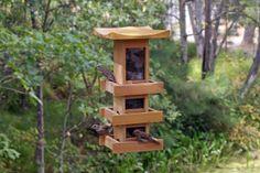 Pagoda Bird Feeders - Naturalyards.com