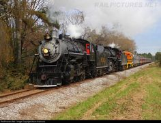 RailPictures.Net Photo: SOU 630 Southern Railway Steam 2-8-0 at Noble, Georgia by Kevin Andrusia