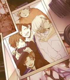 Hetalia Photos :D the Bad Friends Trio and italys