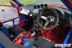It only took one smokey passenger lap in a drift taxi at Driftland to inspire the build of this savage Toyota JZ-engined British Drift Championship BMW Bmw E36 Drift, Formula Drift, Drifting Cars, Fast Cars, Toyota, Racing, Interiors, Projects, Inspiration