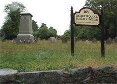 Thomas Miner - Wequeteduock Burial Ground