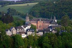 Schloss Berleburg - Schloss der Fürsten zu Sayn-Wittgenstein-Berleburg
