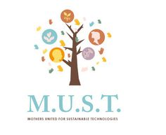 """Great logo, great work! Mothers United for Sustainable Technologies - """"Moms from all different walks of life united for one simple cause...to ensure the environmental and health safety of our children and future generations. To support true sustainable technologies that do not pollute our environment."""""""