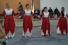 Roupas coreografia gospel♥